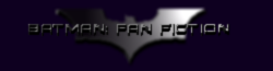 Batman Fan Fiction Wiki Logo