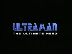 Ultimate Hero title card