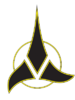 Klingon Empire logo
