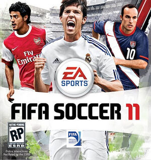 Fifa11 boxart