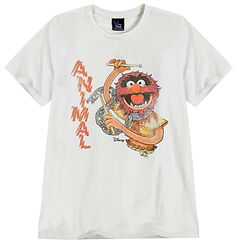 Junk food disney store 2011 shirt animal