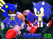 Sonic CD Chibis HYRO
