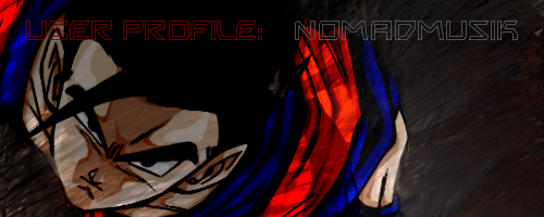 NomadMusik&#39;sBanner