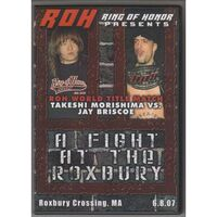 ROH A Fight at the Roxbury