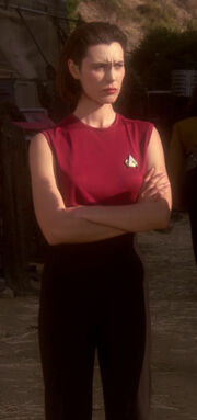 Starfleet uniform undershirt 2360s