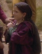 Bajoran child settler 3