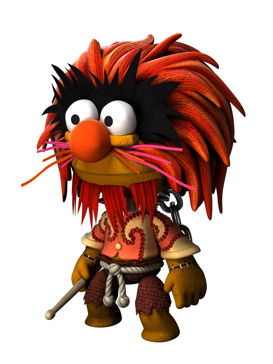 Littlebigplanet muppet wiki - Animal muppet images ...