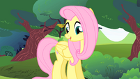 Fluttershy about to tell the story of how she got her cutie mark S1E23