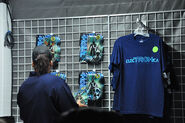 Merchandise Booth 2