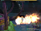 FFX Fire Breath