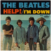 Beatles Help-I&#39;m Down