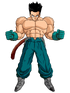 Ussj mystic yamcha v1 by dbzartist94-d4huec6