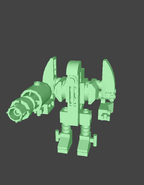 Named Mech no textures