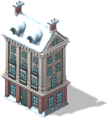 Snowy Brownstone-SW