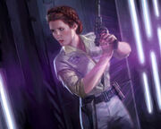 Leia Organa - SWGTCG