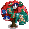 Sweater Tree-icon