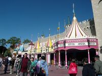 Fantasyland of Magic Kingdom