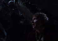 The Hobbit-An Unexpected Journey-Gollum&Bilbo Baggins