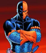 Deathstroke-fold