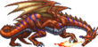 FF4PSP Red Dragon