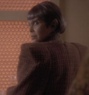 Female Romulan civilian 2, 2368