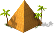 Great Pyramid-SW