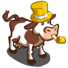 Giant New Year Cow-icon