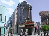 Hyperion Theater at DCA
