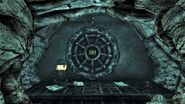 Vault 101 entrance ext