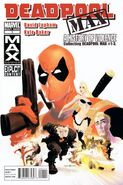 Deadpool Max A History of Violence Vol 1 1