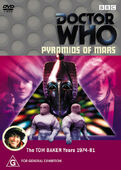 Pyramids of mars australia dvd