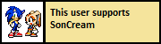 Userbox SonicXCream