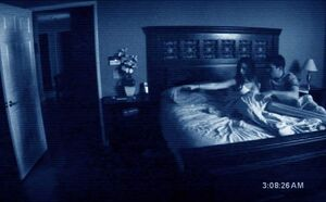 Paranormal Activity Demon
