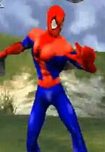 Spider-Man from Mutant Academy