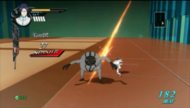 Uryu defeats arrancar episode 2