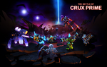 Crux Prime Key Visual