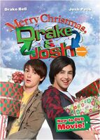 MerryChristmasDrakeAndJoshDVD