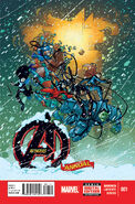 Avengers Annual Vol 4 1