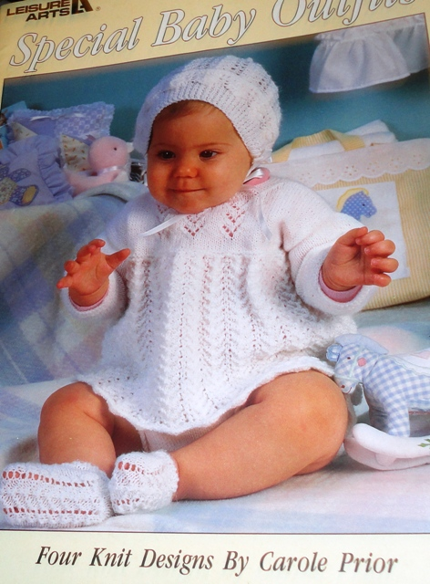 Leisure Arts 2329 Special Baby Outfits - Knitting and Crochet Pattern Archive...