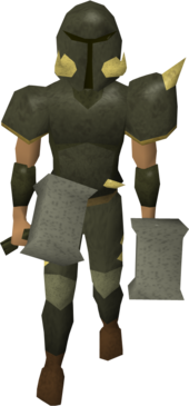 Torag&#39;s set old