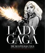 The Monster Ball Tour at Madison Square Garden cover-clean