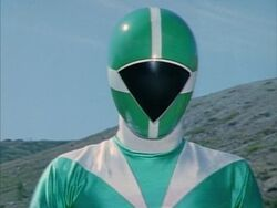 LR Green Lightspeed Ranger