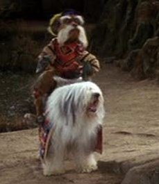 Name Of Dog In Labyrinth