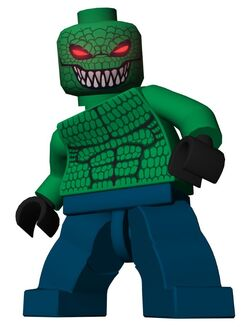 Killer Croc LBTVG