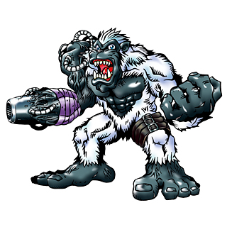 Gorillamon b