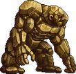 FF4PSP Stone Golem