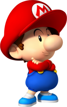 Baby Mario MSS