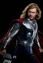 Thor Odinson (Earth-199999) from Avengers poster