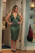 The Recombination Hypothesis Penny in a green dress