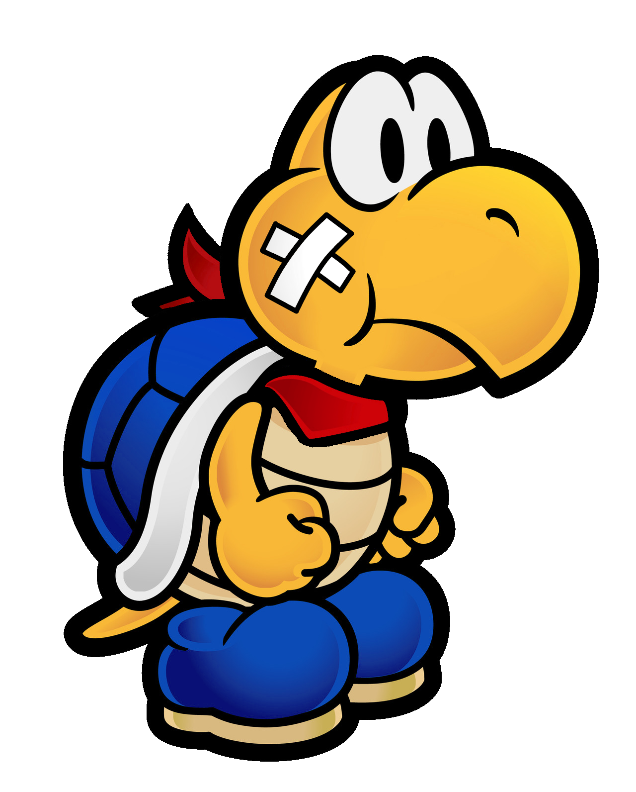 Paper mario coloring pages to print - 70 Best Images About Gaming On Pinterest Mansions Super Mario Bros And Paper